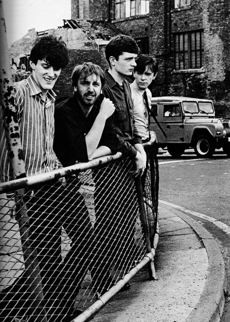 Image result for strawberry studios joy division