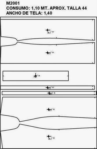 Moldes para fazer uma calça feminina adulta