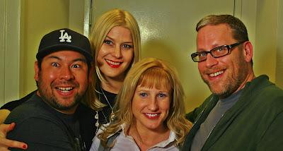 Joseph Herrera, Amanda Tate, Jennifer Wilson, Darrin Yalacki Empty Frame Podcast Episode 39 empty-frame.com