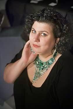 Ирина Присяжнюк из Санкт-Петербурга