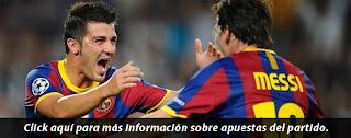Ver Shakhtar Donestk vs. FC Barcelona 12 Abril 2011