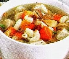 Resep Sup Sosis Ayam
