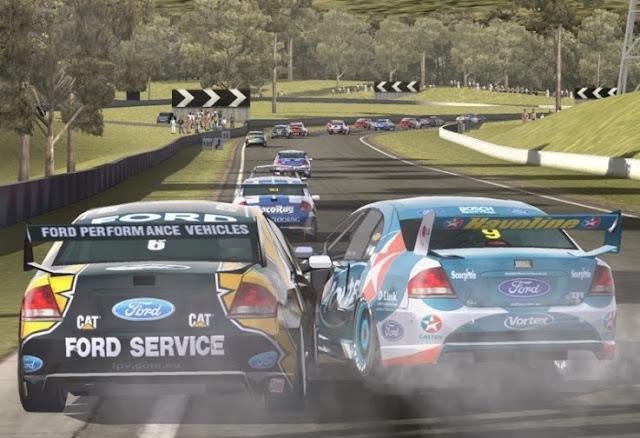 TOCA Race Driver 3 Screenshots