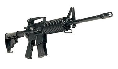 AR 15 Assault Rifle