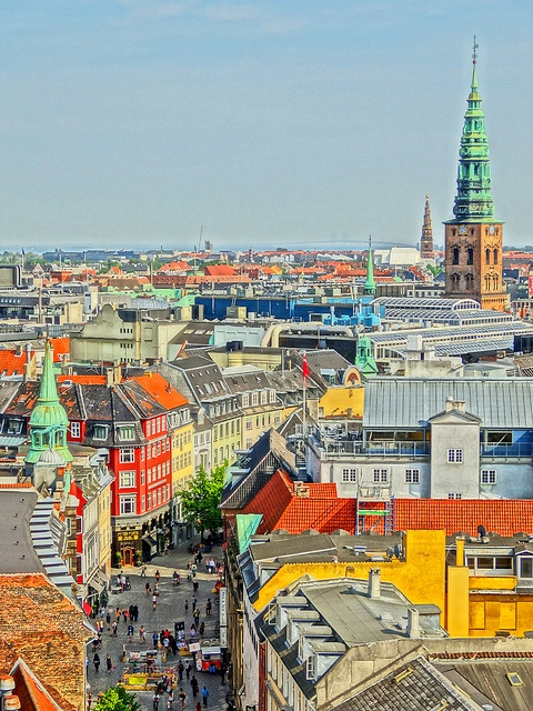 Copenhagen City Denmark
