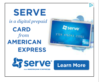 how to cancel my american express serve card