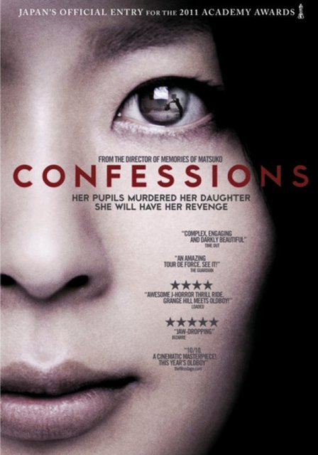 Confessions affiche