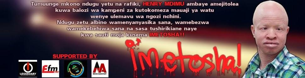 Imetosha
