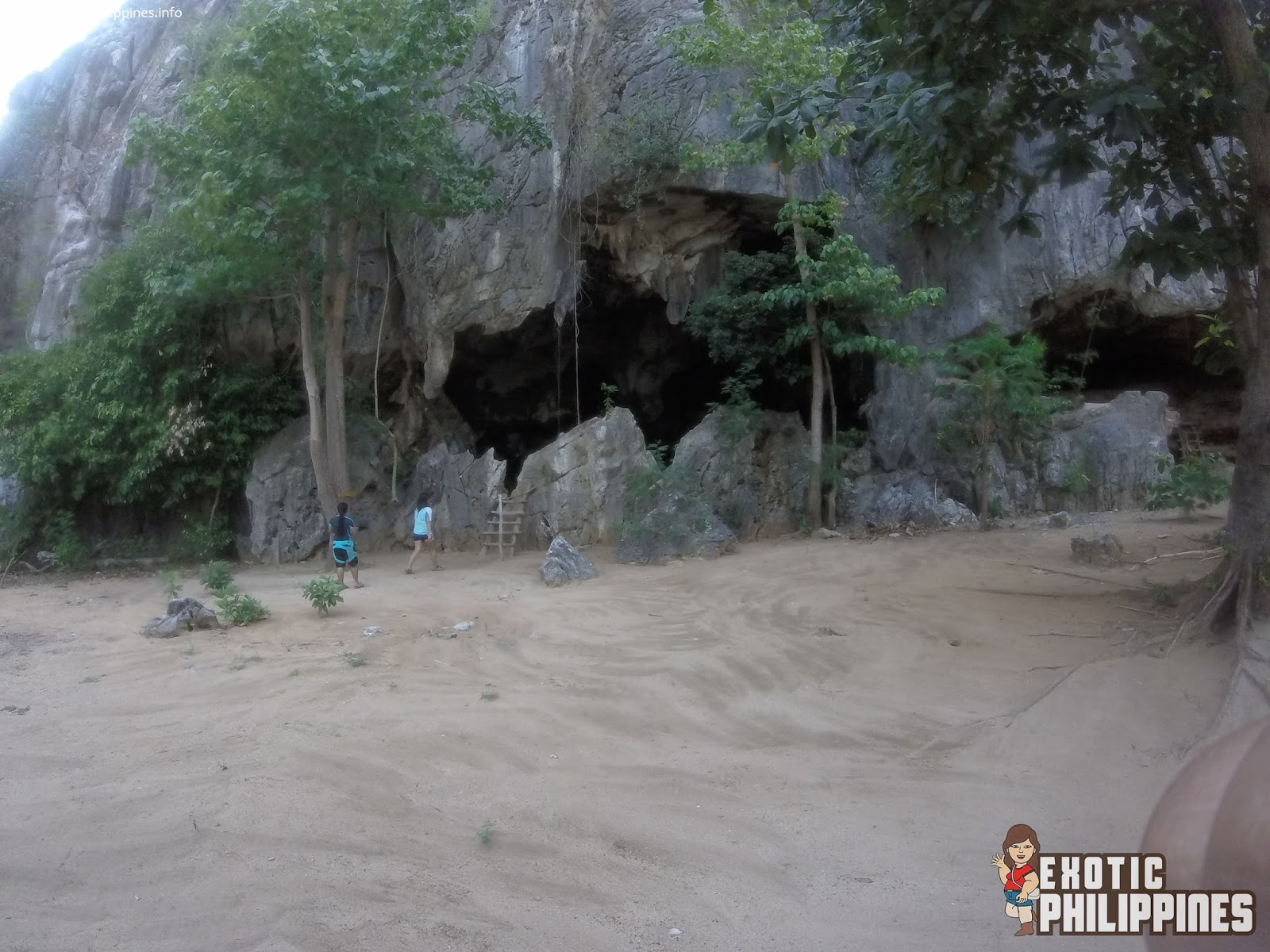 Black Islands Caves and White Beach Coron Palawan Exotic Philippines Travel Blogger Blog