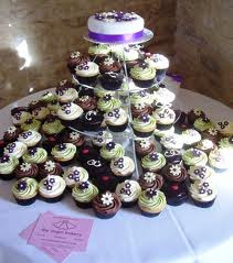 Wedding Cupcake Pictures