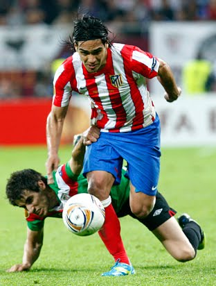 Falcao Atlético de Madrid