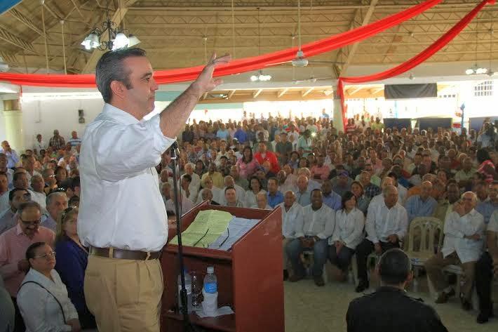 Hipólito Mejía y Luis Abinader anuncian marchas que encabezarán junto al pueblo en sus reivindicaciones políticas y sociales.