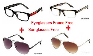 Lenskart Super Dhamaal Offer: Get your First Eyeglasses FREE & also Get Sentral Sunglasses absolutely FREE.