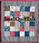 Small Quilt Talk