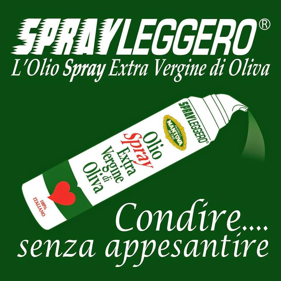 Sprayleggero olio extravergine di oliva