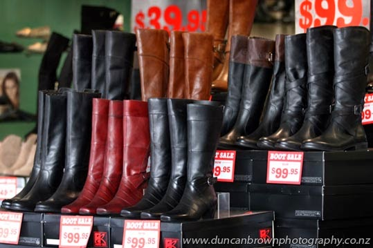For all my lady fans, a boot sale in Hastings photograph
