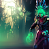 Dota 2 wallpaper DEATH PROPHET WALLPAPER