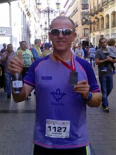 Atletismo Aranjuez Maratón Zaragoza