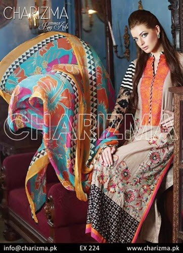 Charizma Vol 2 Collection 2014