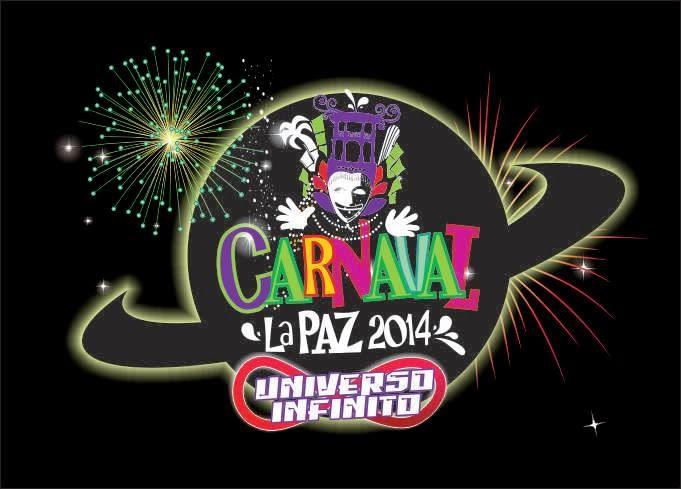 cartelera de artistas carnaval La Paz 2014
