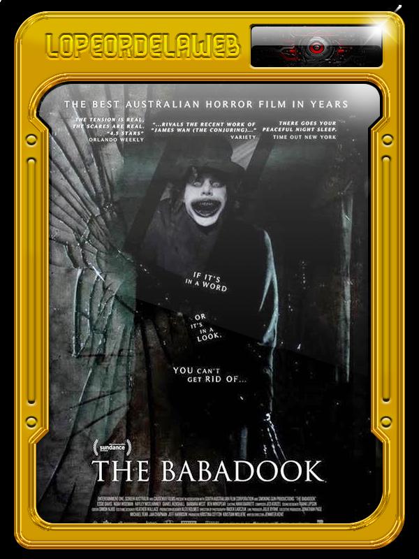 The Babadook (2014) 720p-Dual-Mega