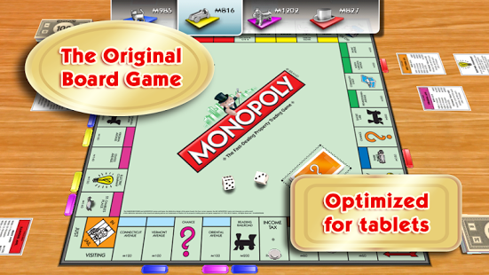MONOPOLY Apk Data
