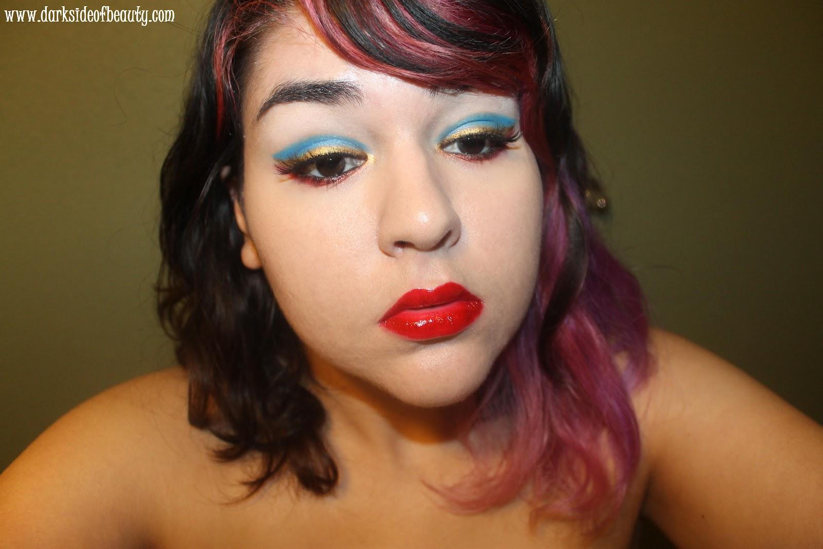 Violet Hair Color Toner