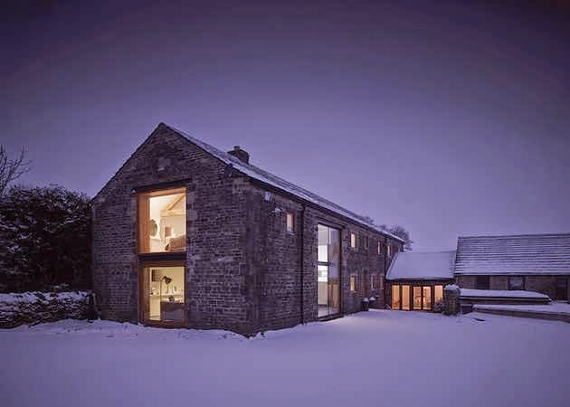 Redesign Classic House Barn Design Into A Beautiful Modern