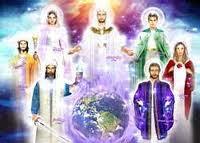 Os Mestres Ascensionados e os Sete Raios