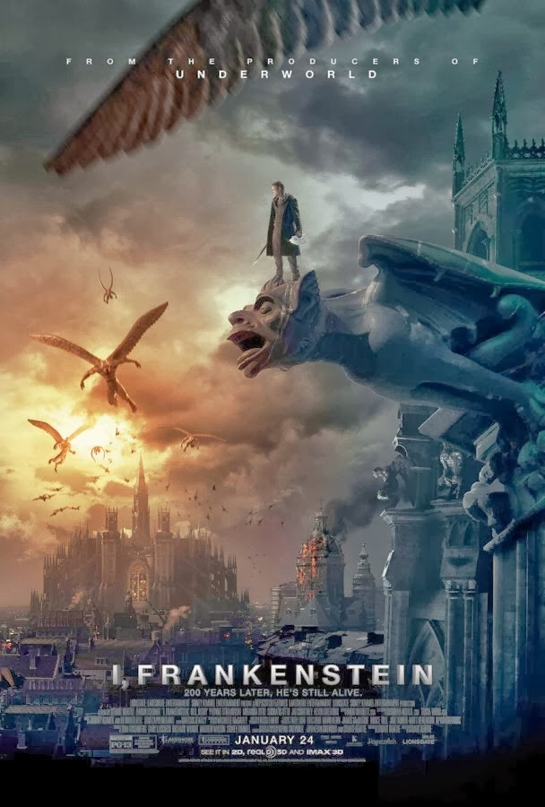 Watch I, Frankenstein (2014) Online Full Movie Free
