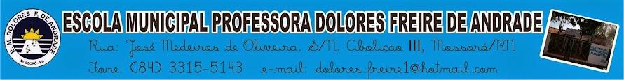 Escola Dolores Freire