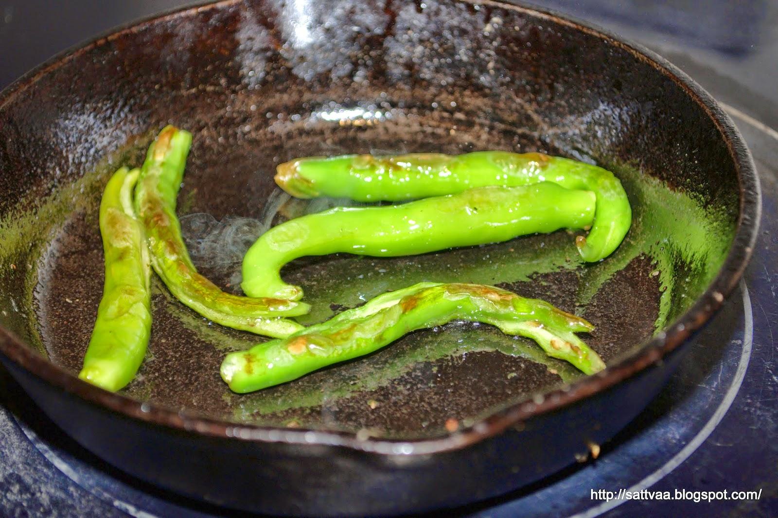 how to make girmit in kannada