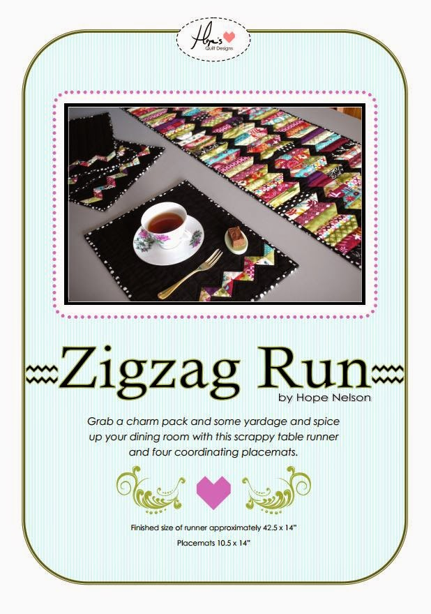 Zigzag Run