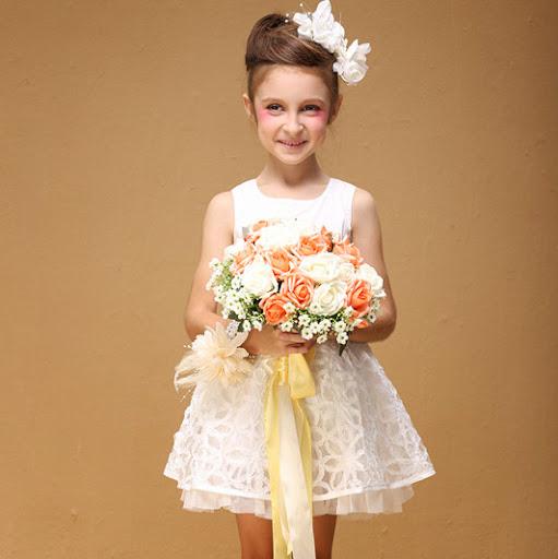 wedding dresses, wedding dress, wedding gown, wedding gown for kids, wedding dress for kids, cute wedding dress, wedding flower, wedding flower for kids