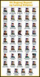 44 SAF Heroes
