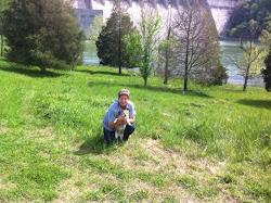 At Wolf River Dam