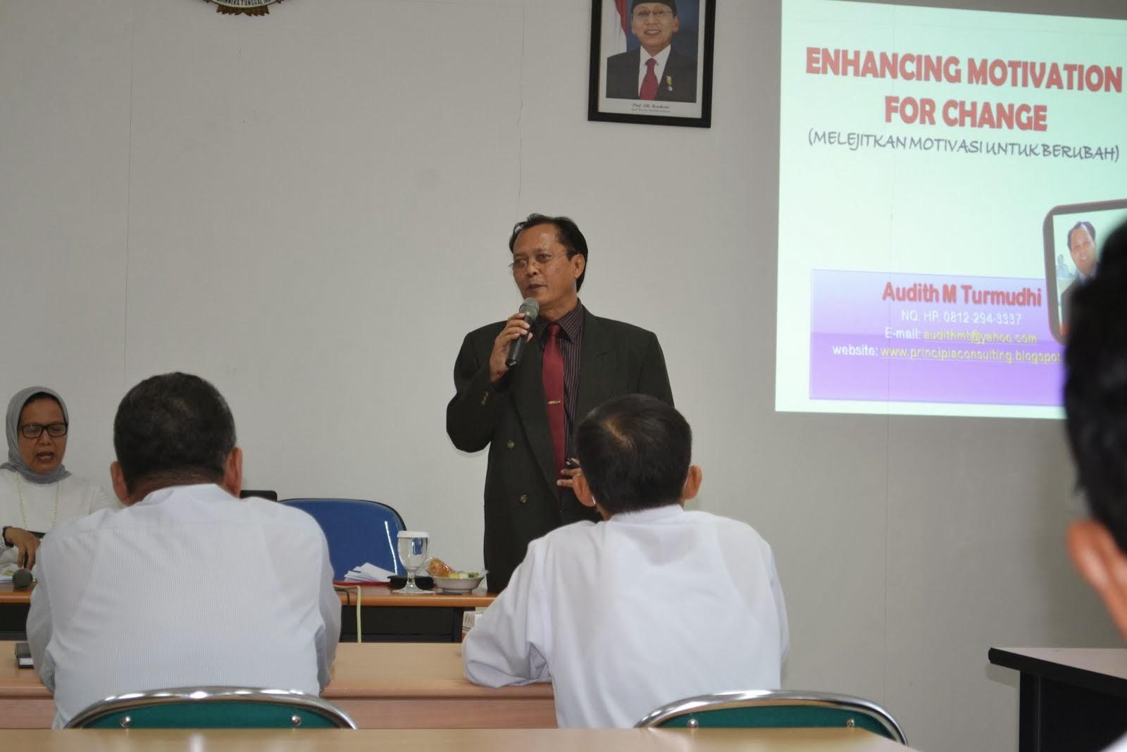 """""""Enhancing Motivation for Change"""""""