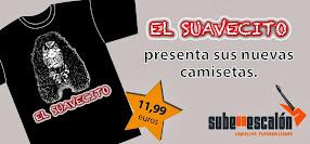 """CAMISETAS DE """"EL SUAVECITO"""""""