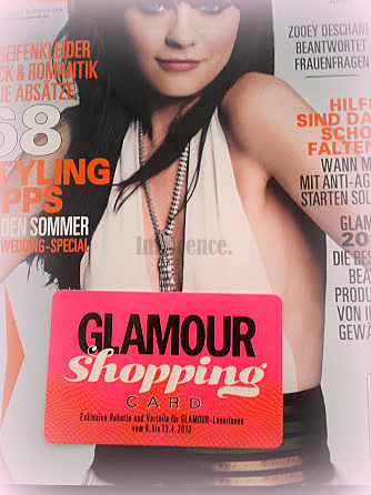 flaconi glamour shopping week code