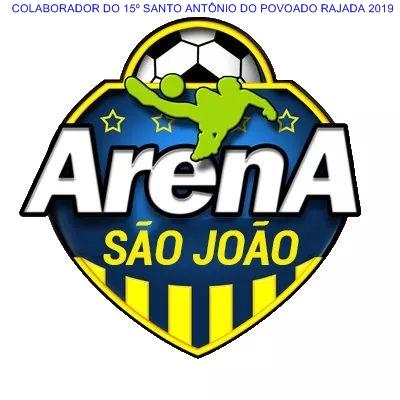 PUBLICIDADE: ARENA SÃO JOÃO C. dos DANTAS