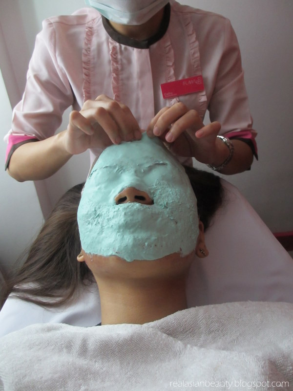 how to get flawless back skin