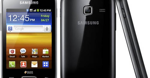 Samsung GT-S6102 Stock Firmware ROM (Flash File)