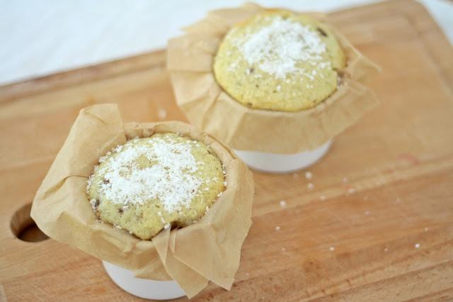 Kokos Muffin
