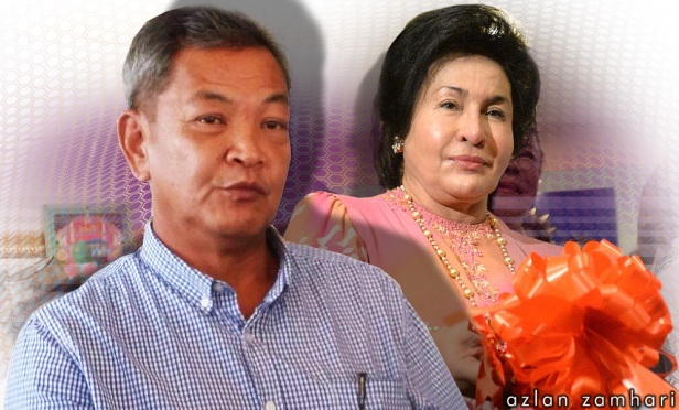Rosmah vs SB