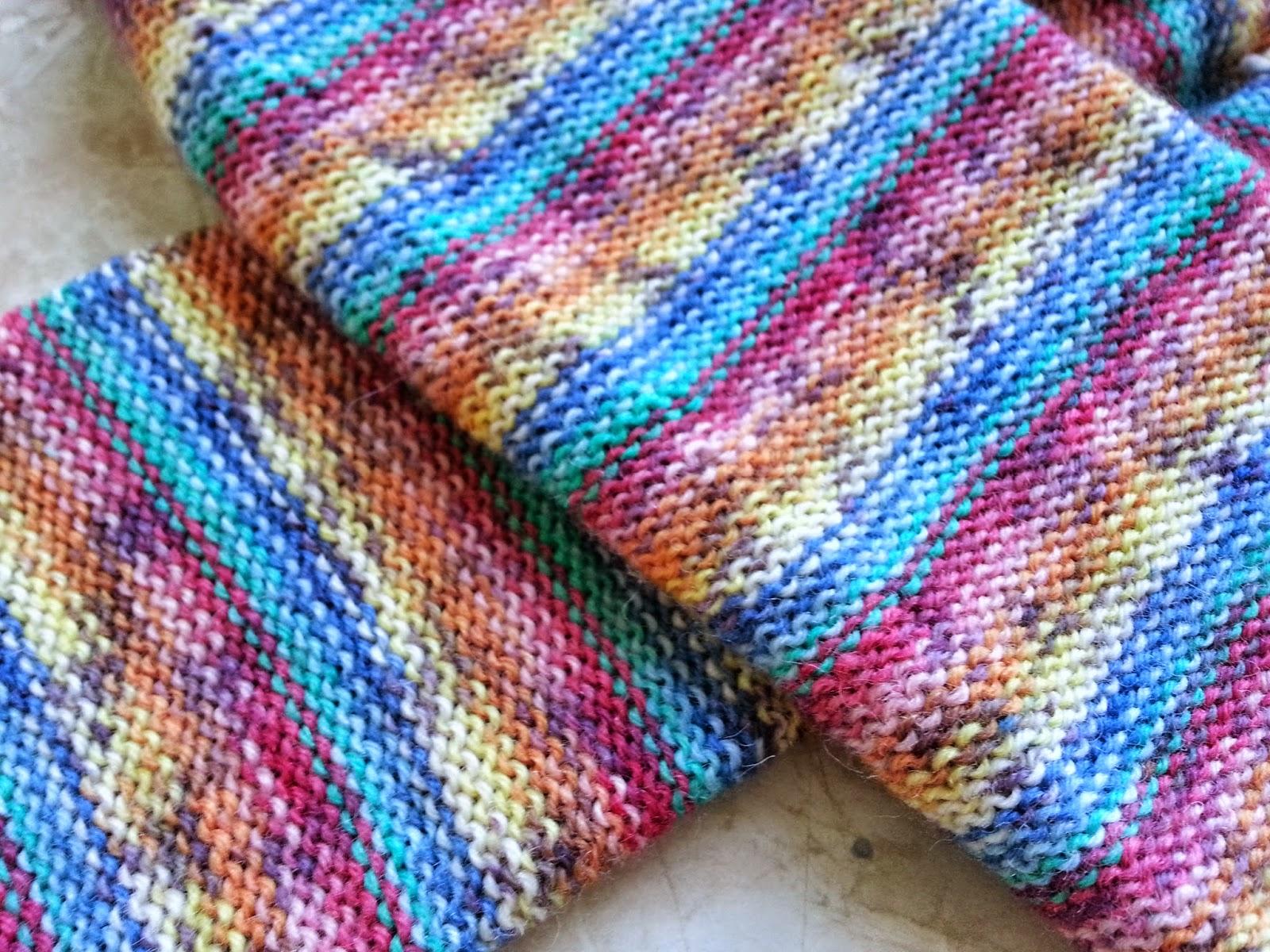 MAT machine à tricoter chaussette tricot tuto