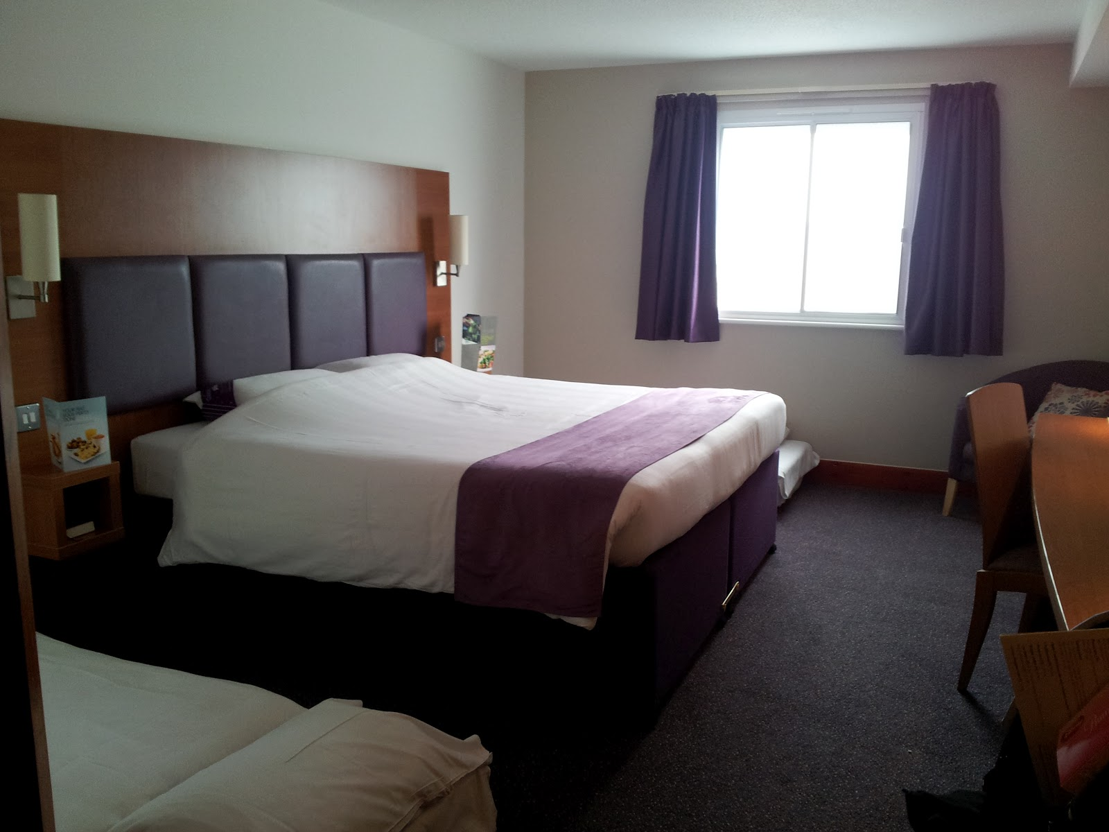 Premier Inn Twin Room Sofa Bed