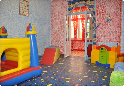 Jardin d 39 enfant fleur de paradis a djerba notre espace - Jardin d enfant en tunisie ...