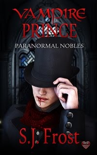 Vampire Prince - Paranormal Nobles, Book 1