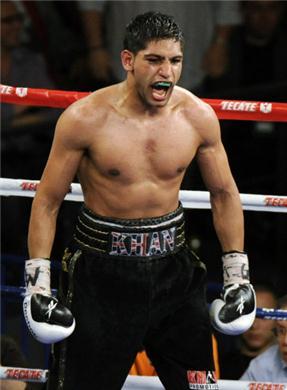 World Best Cars Amir Khan Boxing