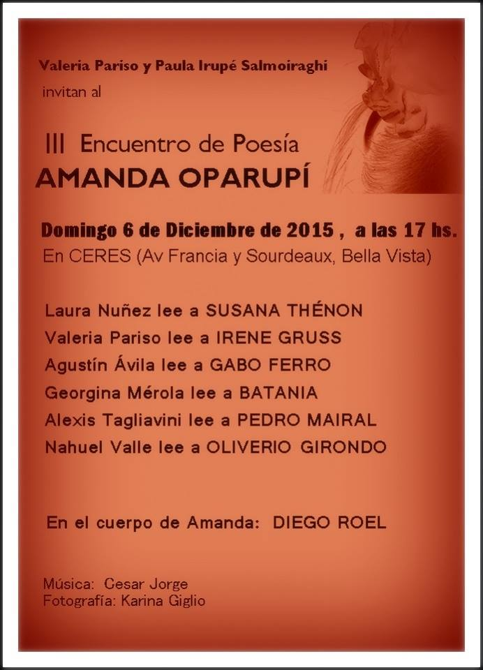 III Amanda Oparupí